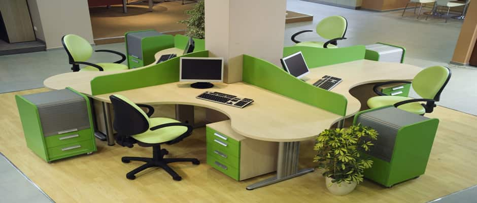 Second Hand Office Furniture to Suit Every Need