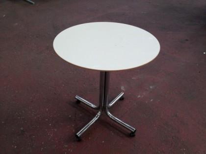 Cream Meeting Tables