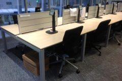 Maple Bench Desks