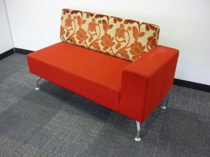 Orangebox Perimeter 2 Seater Sofa