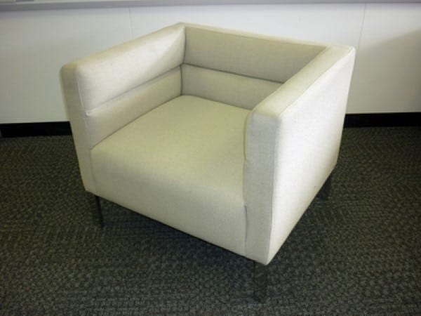 Ribb Lounge Chairs By Morgan Furniture Second Furniture