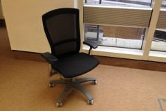 Knoll Life Mesh Back Operator Chairs