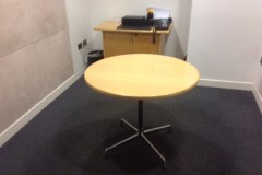 Vitra Circular Table (1100mm)
