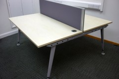 Maple Bench Desks