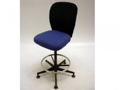 Vitra Curved Back Draughtsman Chairs