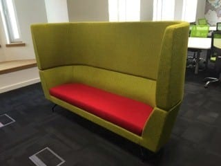 Orangebox Cwtch High Back Sofa