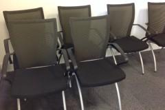 Haworth Comforto Meeting Chairs