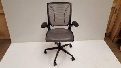 Humanscale Diffrient World Operator Chairs