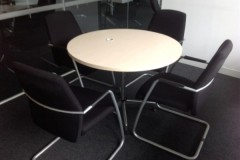 Circular Meeting Tables