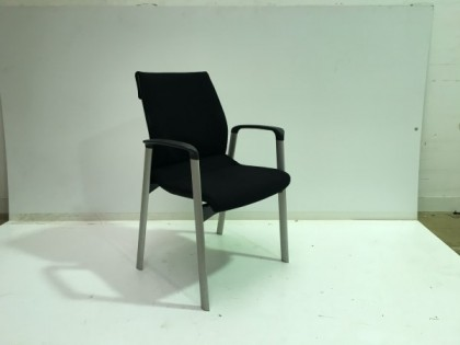 Black Meeting Chairs