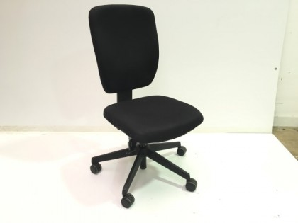 Black Operator Chairs