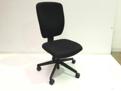 Black Operator Chairs