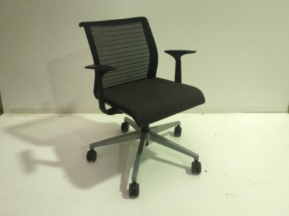 Steelcase Think Mesh Back Operator Chairs