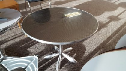 Metal Cafe Tables