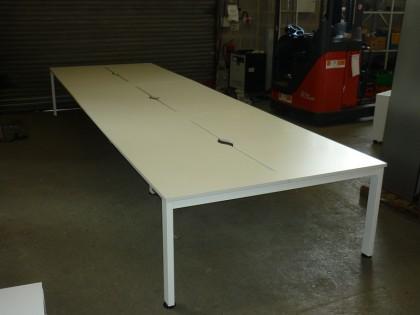 Used Office Bench Desks 1400mm