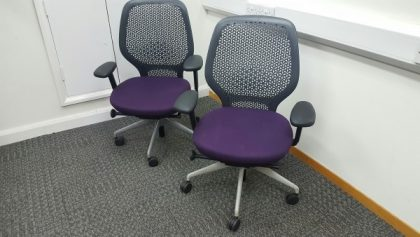 Orangebox ARA Operator Chairs