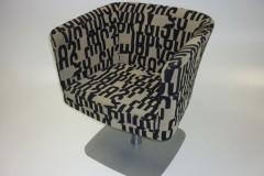 Segis RO Funky Swivel Tub Chairs