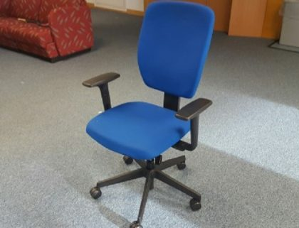 Senator Dash Blue Operator Chairs