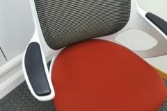Verco Salt & Pepper Operator Chairs