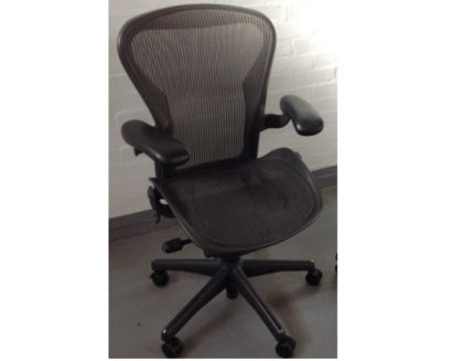Herman Miller Aeron Chairs -Size B
