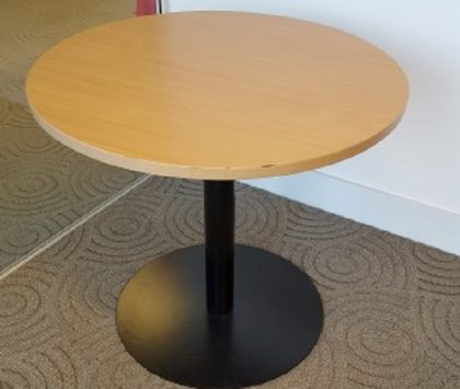 Beech Circular Table (800mm)