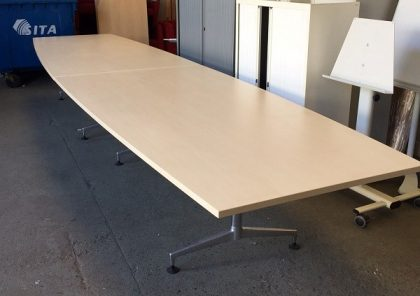 Maple Boardroom Table
