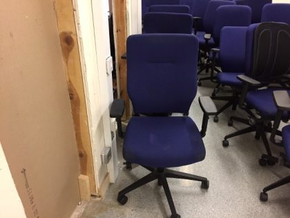 Connection IS Operator Chairs