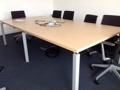 Maple Boardroom Table 2800 x 1400mm