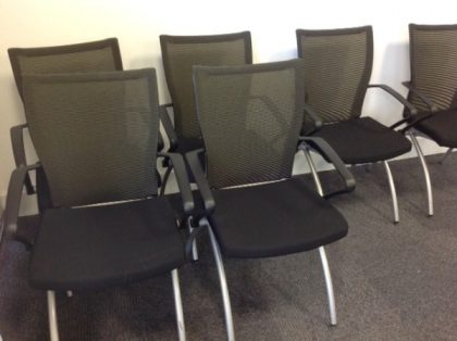 Haworth Comforto Meeting Chairs