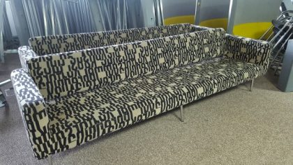 Segis Funky Reception Sofas