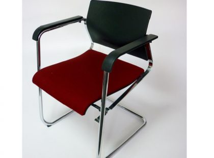 Wilkhahn Stacking Meeting Chairs
