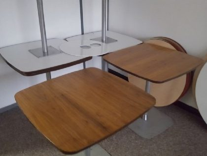Walnut Square Meeting/Cafe Tables