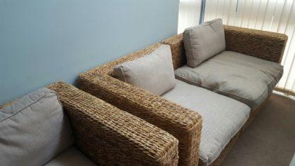 Rattan Corner Sofas
