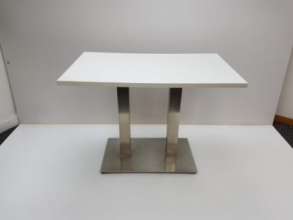 White Meeting Tables (1000 x 600mm)