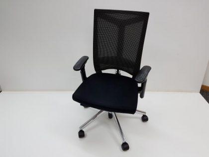 Haworth Comforto X88 Mesh Back Chairs