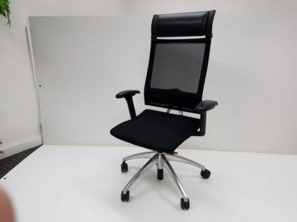 Sedus Open Up High Back Mesh Chair