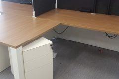 Walnut Bench Desks