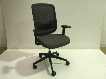 Orangebox Do Black Operator Chairs