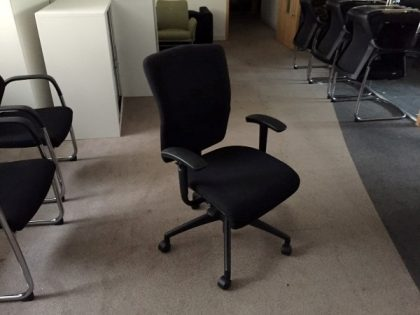Orangebox Go Operator Chairs