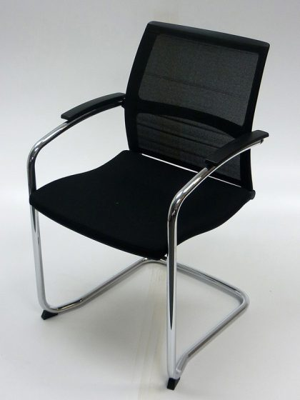 Sedus UP233 Open UP Mesh Back Meeting Chairs