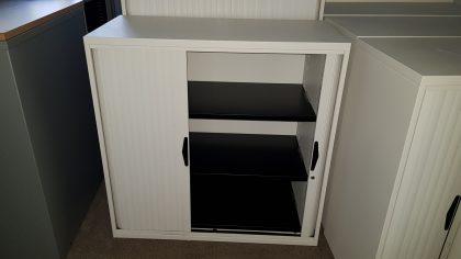 Tambour Door Storage