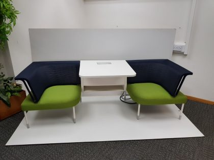 Herman Miller Public Office Seating