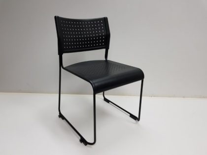 Gresham Stackable Meeting Chairs