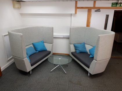 Orangebox Cwtch Acoustic Sofas