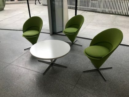 Vitra Cone Chairs