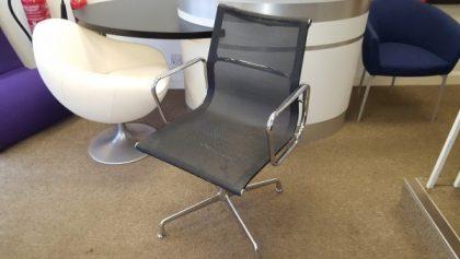 Vitra Eames Aluminium Group Meeting Chairs