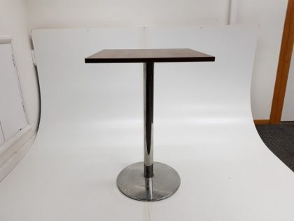 Square Top Poseur Tables