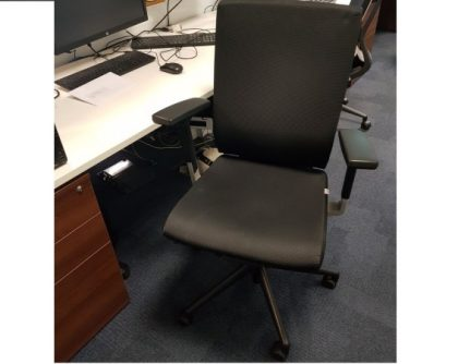 Techo Sidiz T55 Operator Chairs