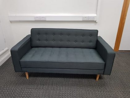 Grey Two Seater Sofas