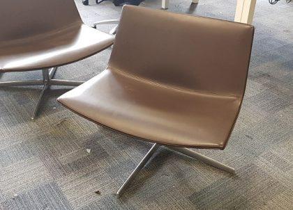Arper Catifa Lounge Chairs